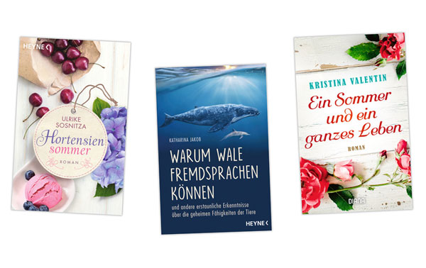 Produkttest Randomhouse Buecher
